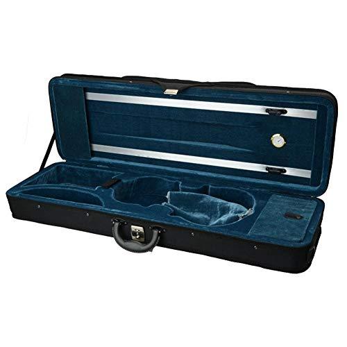 Rest Shoulder Bag - Joyfeeling Professional Fashion Square Voilin Bag, Nylon Violin Shaped Case,Violin Shoulder Rest Pouch, Black