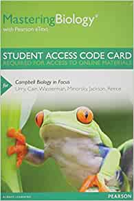 campbell biology w out masteringbiology access pdf