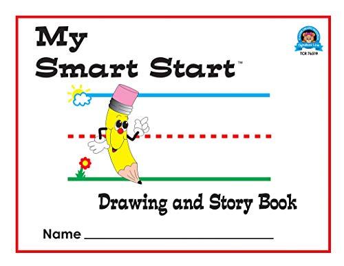 Teacher Created Resources 76519 Smart Start Drawing & Story Book K-1 - K1 Book