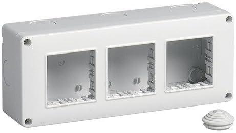 Vimar Contenitore Ip40 6m 2x3