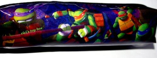Teenage Mutant Ninja Turtles Pencil Case, 1 Zipper Top Ninja Turtles Pencil Pouch