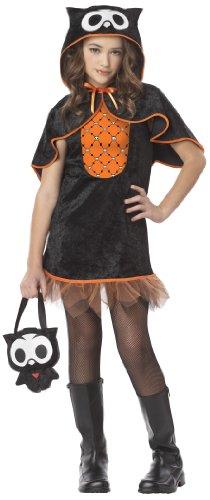 Skelanimals Costume (California Costumes Skelanimals Oliver, The Owl -)