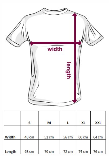 Mister Merchandise T-Shirt Als Ob EY OBEY - Uomo Maglietta S-XXL - Molti Colori