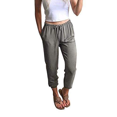 Harem Para Boyfriend Diseñador Pitillo Mujeres Anchos Relajado Pantalones Grün Delgados Mujer Yoga Joggers Correr Jeans Suelto Pantalón Jersey Casuales Jazz Tq5PwSI