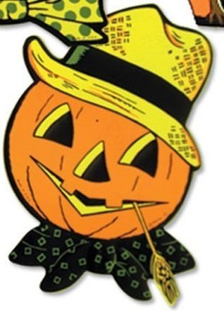Halloween Cutouts Party Accessory (1 count) -