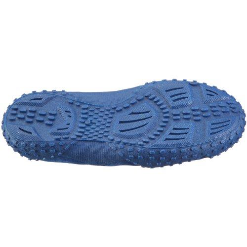 Playshoes Children's Aqua Beach Water Shoes (11.5 M US Little Kid, Blue) by Playshoes (Image #3)