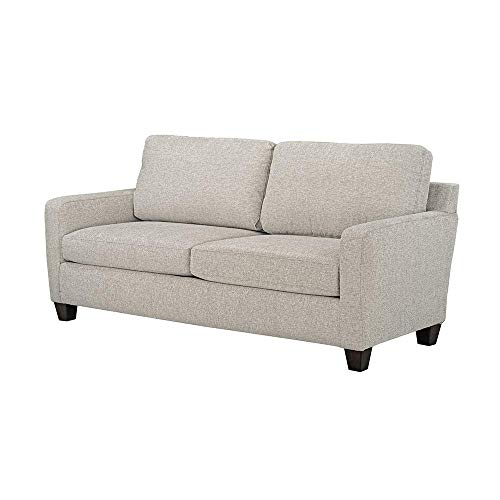 Living Room Sofa - Durable Couch - Upholstered Fabric Contemporary Design - 24