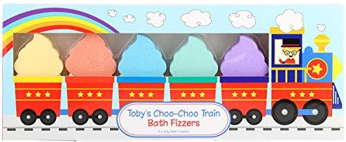 (GFA 5-Pack Toby's Choo Choo Train Bath Bomb Fizzers)