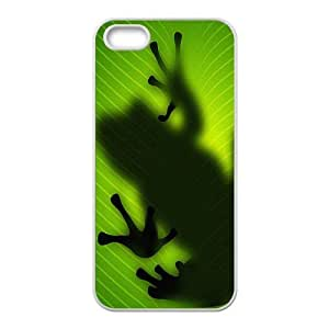 Happy Popular Frog Cell Phone Case for Iphone 5s