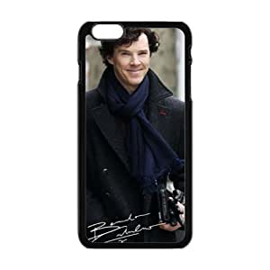 Happy sherlock Phone Case for Iphone 6 Plus