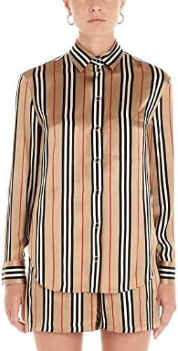 Burberry Luxury Fashion Donna 8011074 Beige Seta Camicia | Autunno-Inverno 19