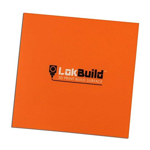 LOKBUILD 3D PRINT BUILD SURFACE 203MM by STEELMANS 3D PRINT