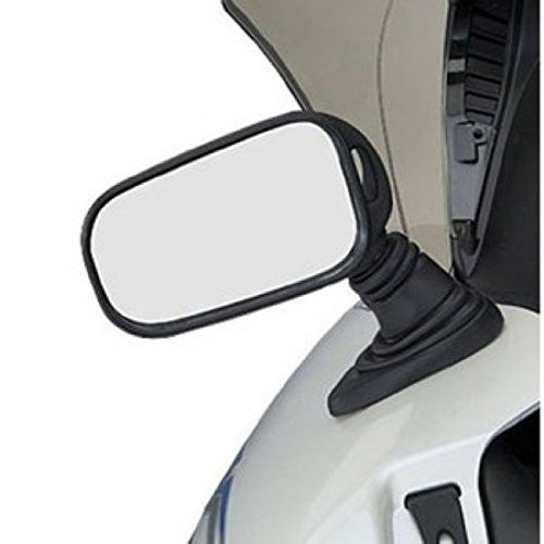 - Polaris New OEM Snowmobile IQ Hood Mirror Kit PAIR/Set Double Pivot Wide Angle
