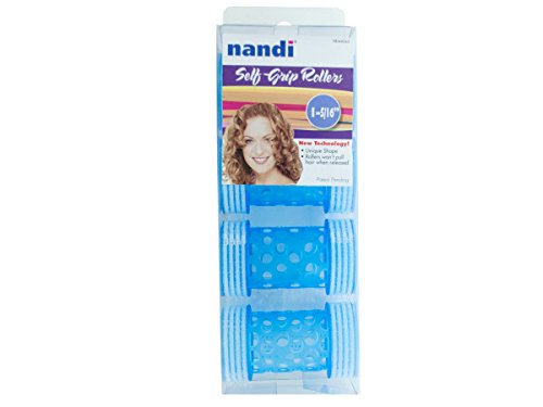 Self-Grip Medium Hair Rollers - 144 Pack