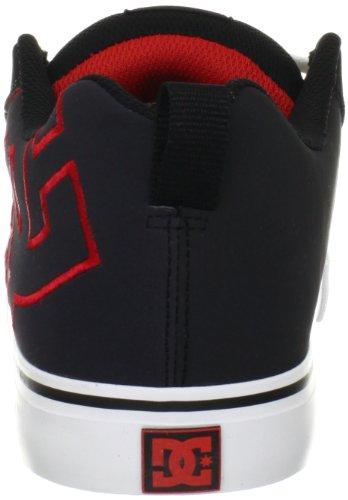 DC Court - Zapatillas de skate con suela vulcanizada unisex Dark Slate/Black