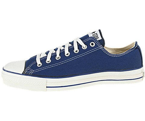 Converse Converse Men's Chuck Taylor All Star Ox Sneaker 11.5 Navy