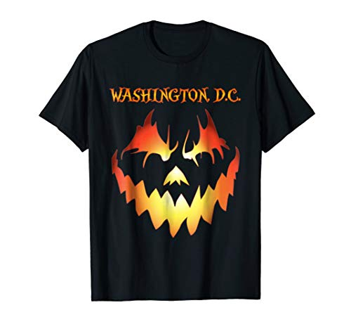 Washington D.C. Jack O' Lantern Pumpkin Halloween