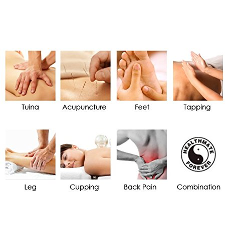 Pain Relief lower 8 cmodes compact Muscle Stimulators Accessories