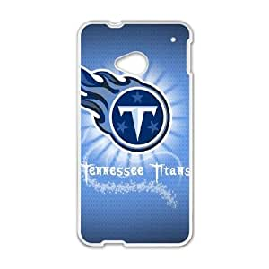 HTC One M7 Phone Case Football NFL Tennessee Titans Personalized Cover Cell Phone Cases GHX450661