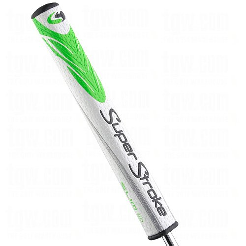 Super Stroke Slim 3.0 Putter Grip, Lime Green by SuperStroke