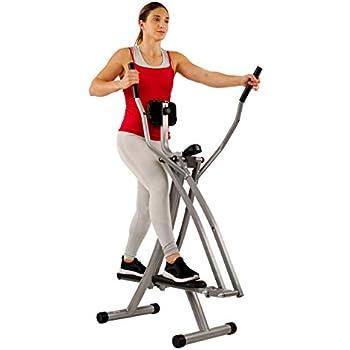 Amazon.com : sunny health & fitness sf e902 air walk trainer