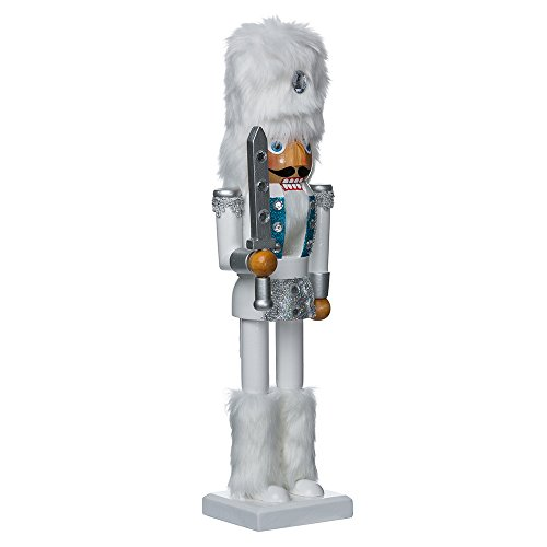 Russian Nutcracker - Kurt Adler Russian Nutcracker, 15-Inch, White