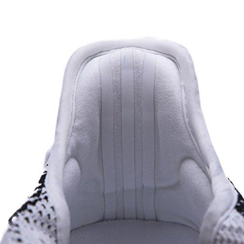 Week-end Boost 350 V2 Chaussures De Course Pour Hommes Dames Espadrille Bas Chaussures Haut Chaussures De Sport Zèbre