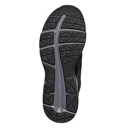 Grey Dark 4 002 Deporte Contend Gel Asics Zapatillas Black Negro Hombre para de UvPCExqw