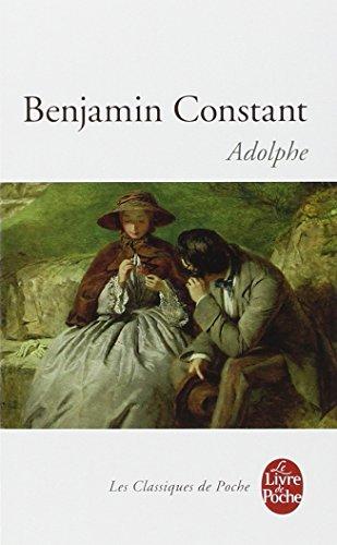 Adolphe (Le Livre de Poche) (French Edition)