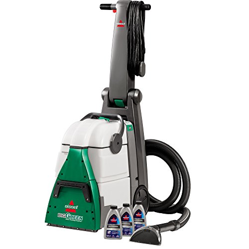 Bissell 86T3/86T3Q Deep Cleaning Professional Grade Carpet Cleaner Machine, Green