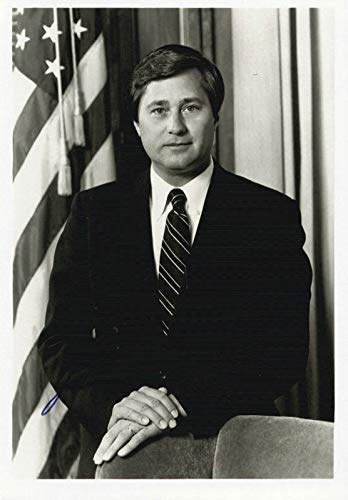 James J. Blanchard - Photograph Signed