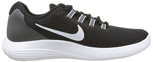 Nike Damen Lunarconverge Laufschuhe Mehrfarbig (Black/White-Dark Grey)
