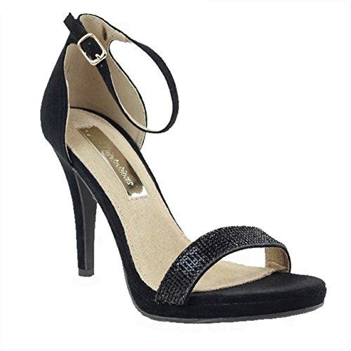 ☼ELEN☼ sandales à talons -Xti- Ref: 0813