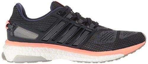 Adidas Womens Energy Boost 3 W Donna Scarpe Da Corsa Midnight Gray Mid Gray Ancora Brezza F