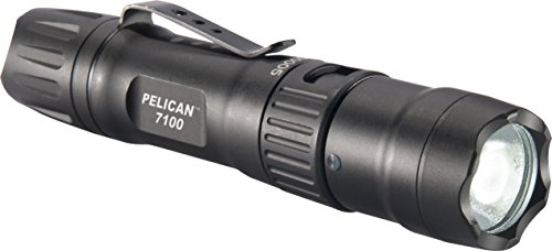 Pelican 7100 Rechargeable Tactical Flashlight ()