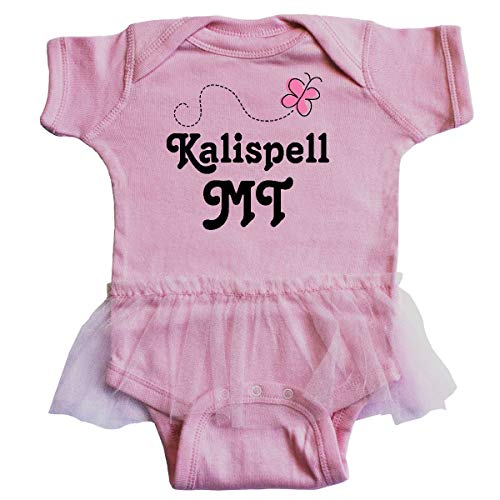 inktastic - Butterfly Montana Kalispell Infant Tutu for sale  Delivered anywhere in USA