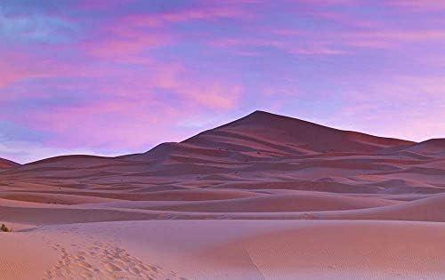 Art print POSTER CANVAS Trees in Sahara Desert