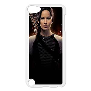 Katniss Everdeen The Hunger Games Catching Fire Movie iPod TouchCase White 05Go-205540