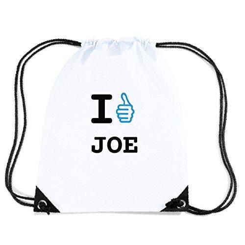 JOllify JOE Turnbeutel Tasche GYM5495 Design: I like - Ich mag