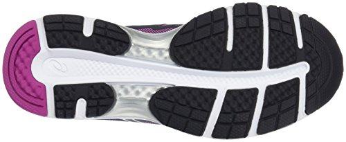 Flux Gel para Mujer 5 de Zapatillas Multicolor Carbonblackfuchsia Running Red Asics pSnq5HZq