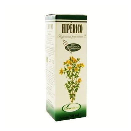 Soria Natural Extracto Hipericon Glicolico - 50 mililitros