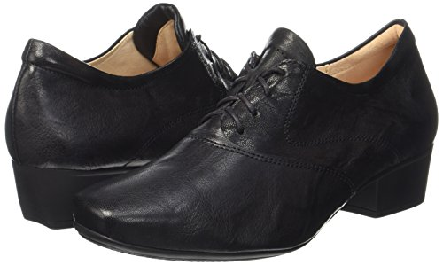 Tacón Zapatos Think 00 Negro schwarz Para Mujer De Karena FvzUxwgqt