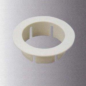 桃陽電線 200個セット 薄型ウォールキャップ アイボリー WC-60U_set B008AT8GFE