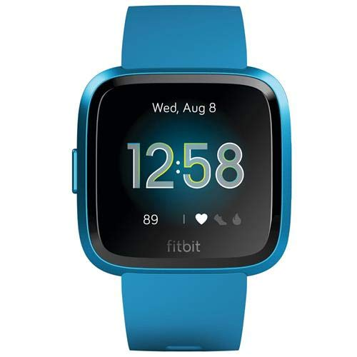 Fitbit Versa Lite Edition Smart Watch, One Size (S & L bands included) from Fitbit