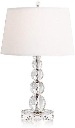 Lampe De Chevet en Cristal De Décoration À La Maison De