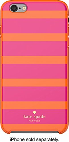 Kate Spade New York - Kinetic Stripe Hard Shell Case for Apple iPhone  6 Plus and 6s Plus