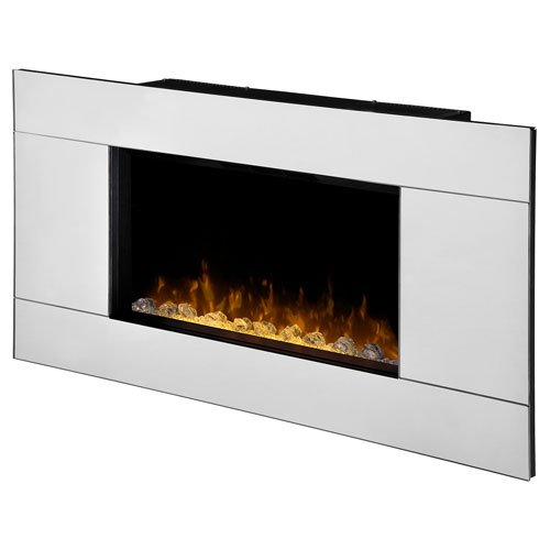 Dimplex DWF24A-1329 Reflections Wall-Mounted Fireplace, M...
