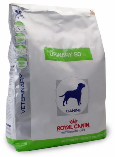 Royal Canin Veterinary Diet Canine Urinary SO Dry Dog Food 6.6 lb bag, My Pet Supplies