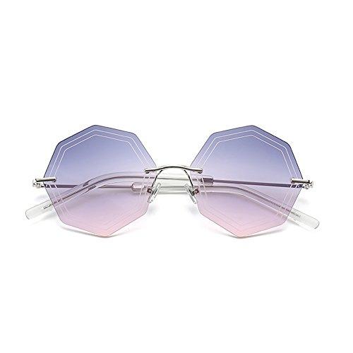 de definición espejo Color sol viajes irregular moda de polarizadas de Gafas C polígono gafas al de de de alta libre aire C playa ZHIRONG conducción 0Yw5BqpFx