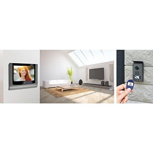 extel visiophone awesome occasion extel visio smart visiophone sans fil wifi avec commande. Black Bedroom Furniture Sets. Home Design Ideas